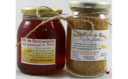 Sabias que para obter meio kg de mel são precisas mais de 500 abelhas