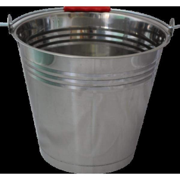 balde inox para mel 8 Litros