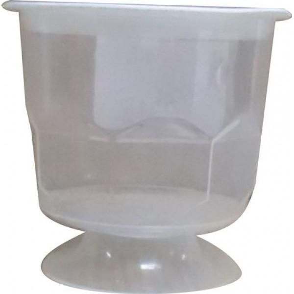 Frasco plástico 30 gr