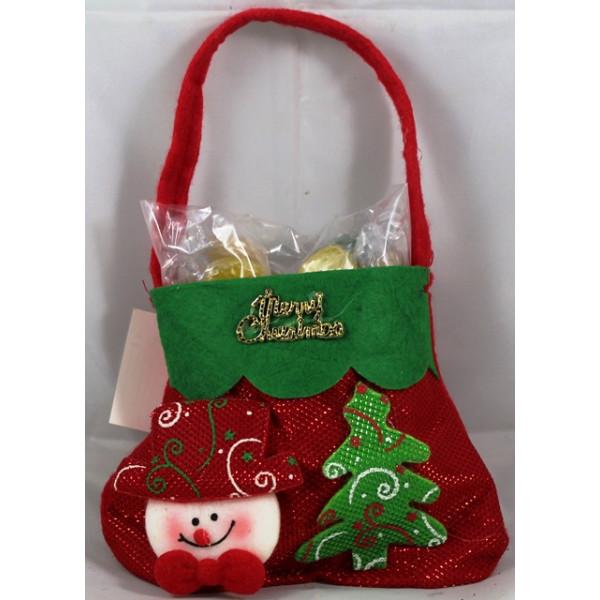 Bolsa Natal com Rebuçados de Mel