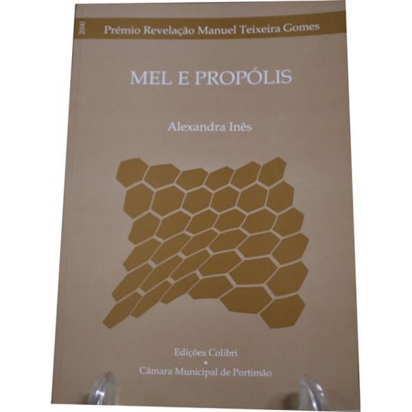 Livro - Mel e propólis