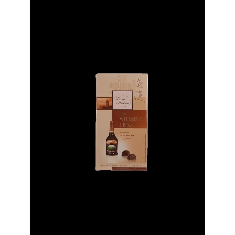 Caixa de Bombons com licor de Whiskey