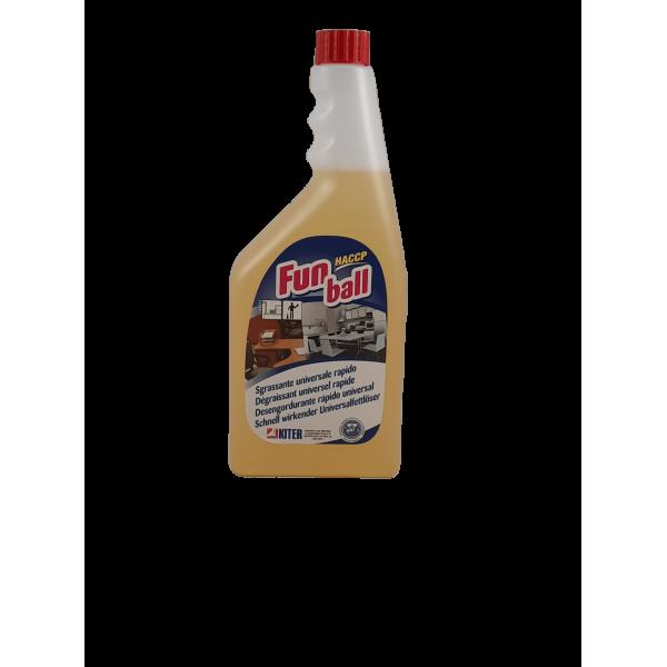 Limpeza da propolis recarga
