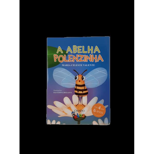 Livro - A Abelha Polenzinha