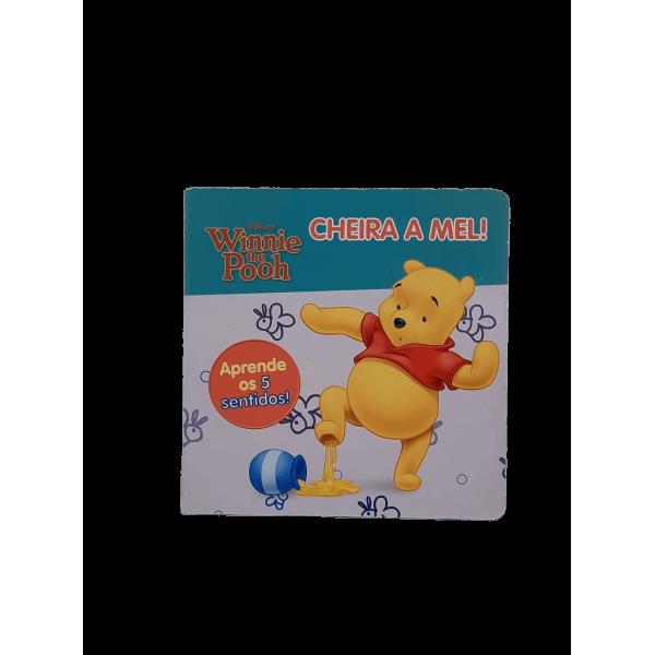 Livro infantil - Cheira a mel