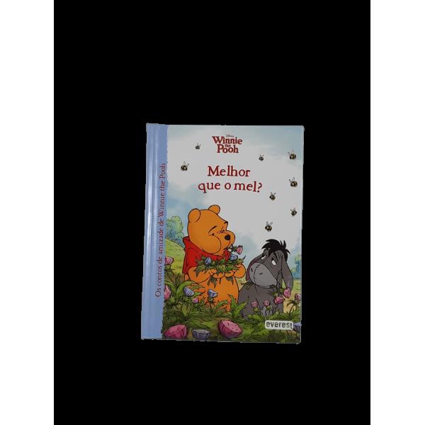 Livro infantil - Melhor que o mel?