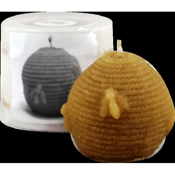 Molde para fazer velas - Esfera com abelhas