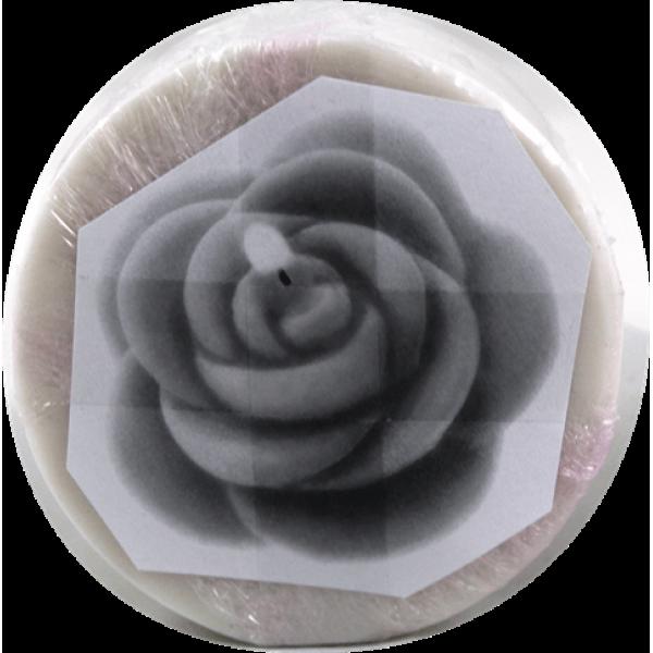 Molde para fazer velas e sabonete - Flor Aberta