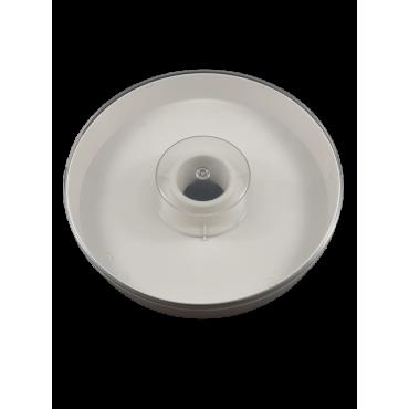 Alimentador branco - 2 kg