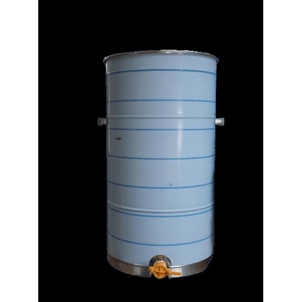 Bidão de aço inox 1000 kg