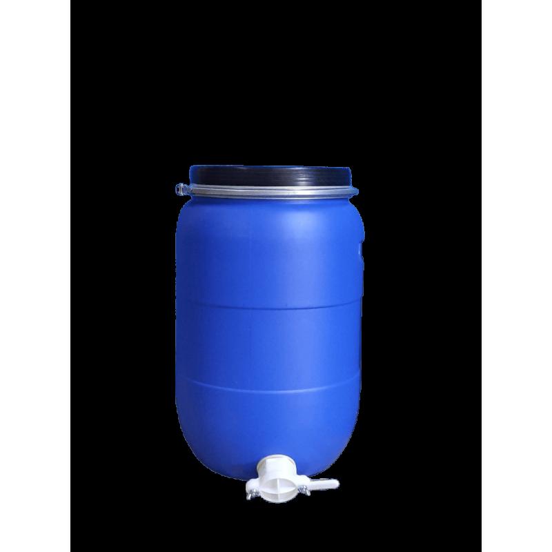 Bidão de plástico para mel 30 Lt