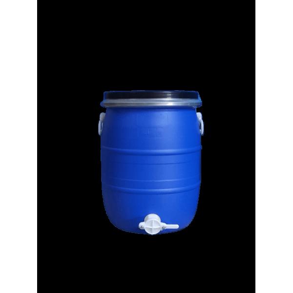 Bidão de plástico para mel 50 Lt.
