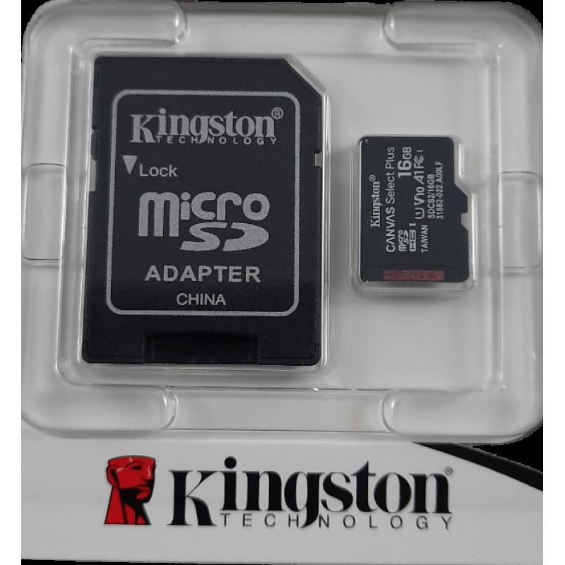 Cartão de Memória 16 GB