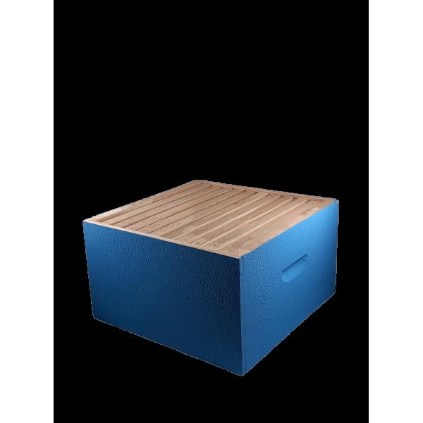 Ninho ou alça reversível pintada com cera