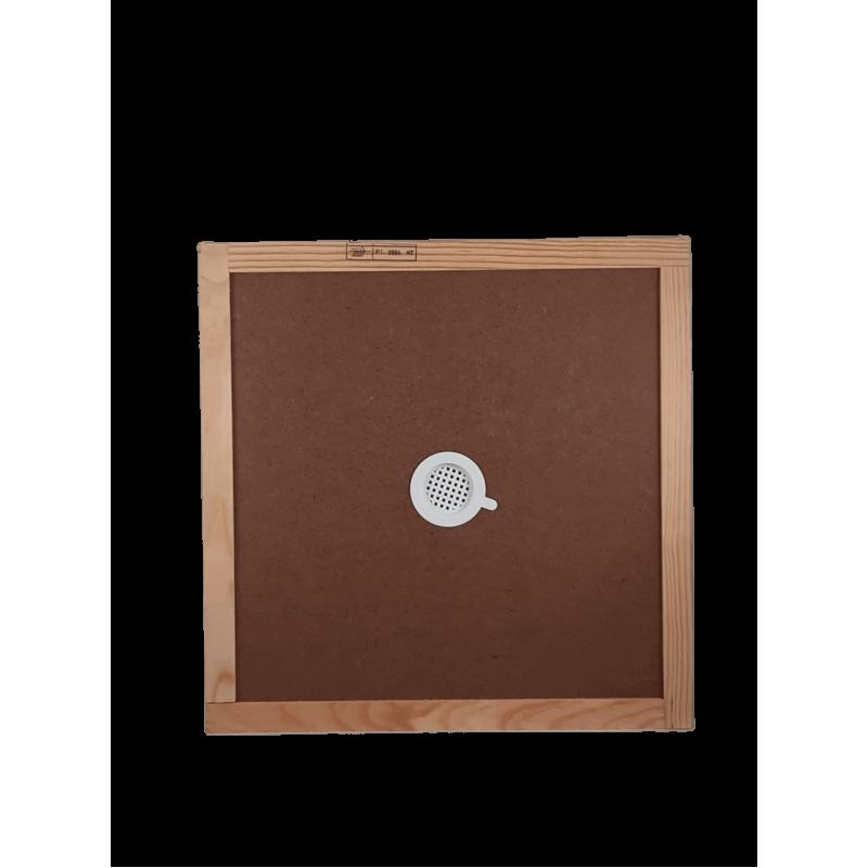 Prancheta de agasalho colmeia lusitana/reversível