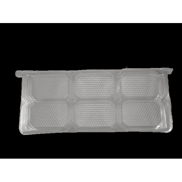 Quadro 1/2 alça lusitano em plástico para favos