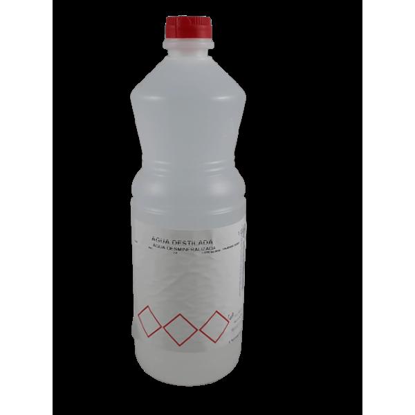 Água Destilada 1 lt