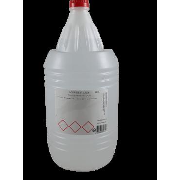 Água Destilada 5lt