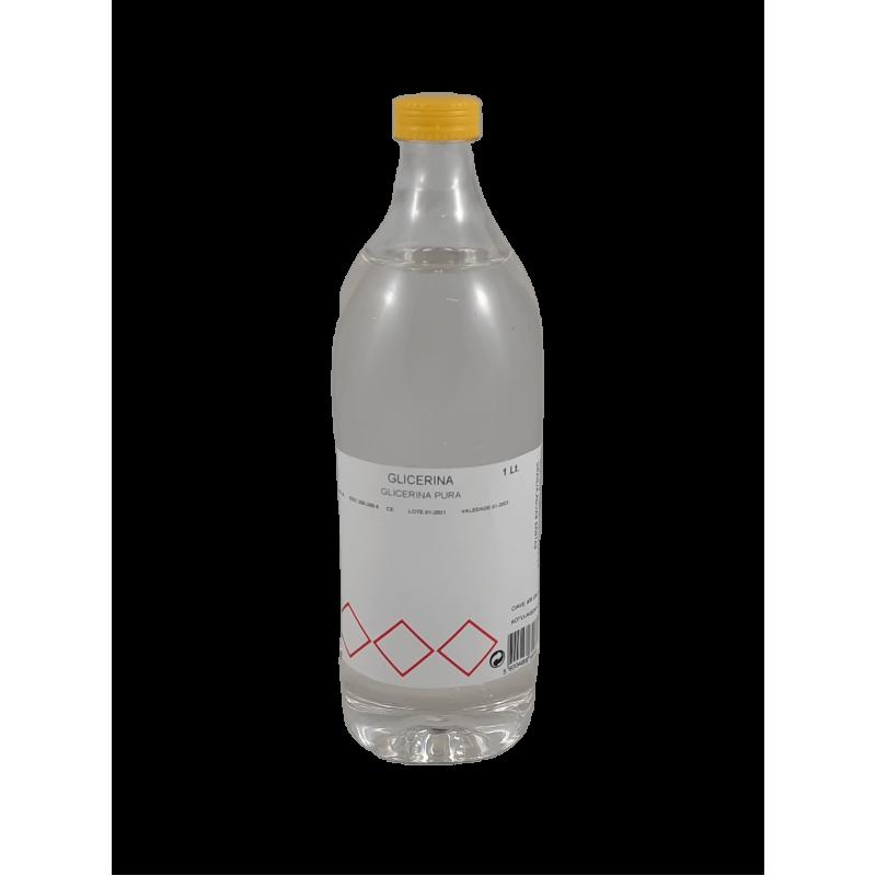 Glicerina garrafa 1 Lts