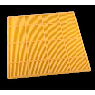 Tabuleiro para detectar varroa langstroth