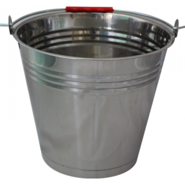 balde inox para mel 16 Litros