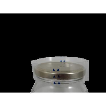 Precinto de garantia para tampa 66 mm