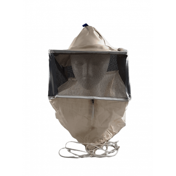 Mascara chapéu quadrado