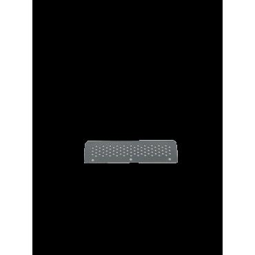 Grelha de entrada para fechar (13 cm)