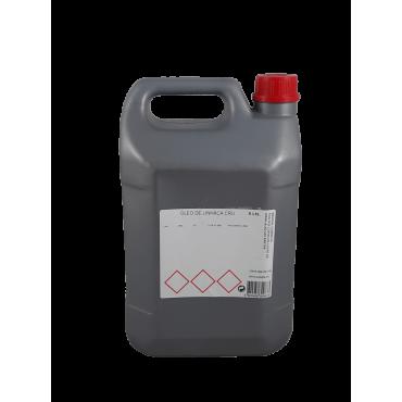 Óleo de Linhaça Cru - 5 litros