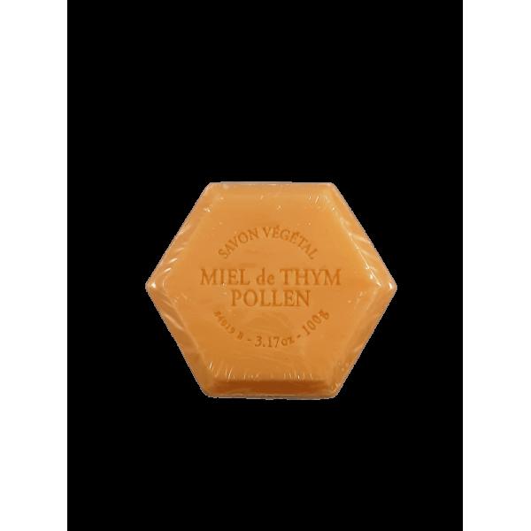 Sabonete de mel e pólen