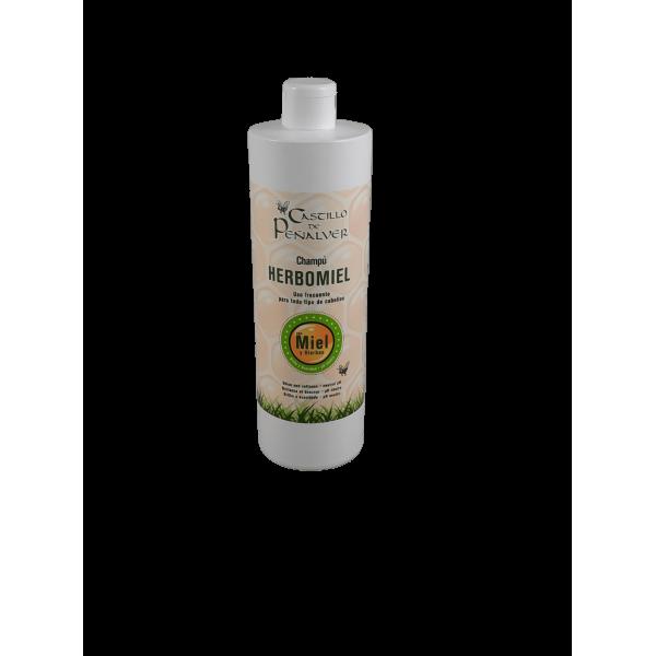 Champô herbomiel 800 ml