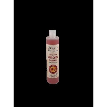 Champô com mel anti-queda 400 ml