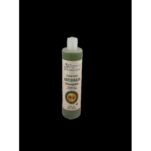 Champô para cabelos oleosos 400 ml