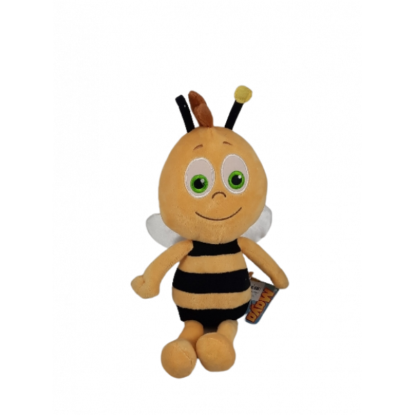 Peluche abelha Maia- Willy 27 Cm