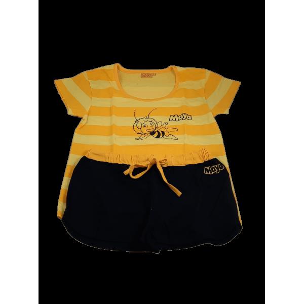 Pijama de adulto abelha Maia