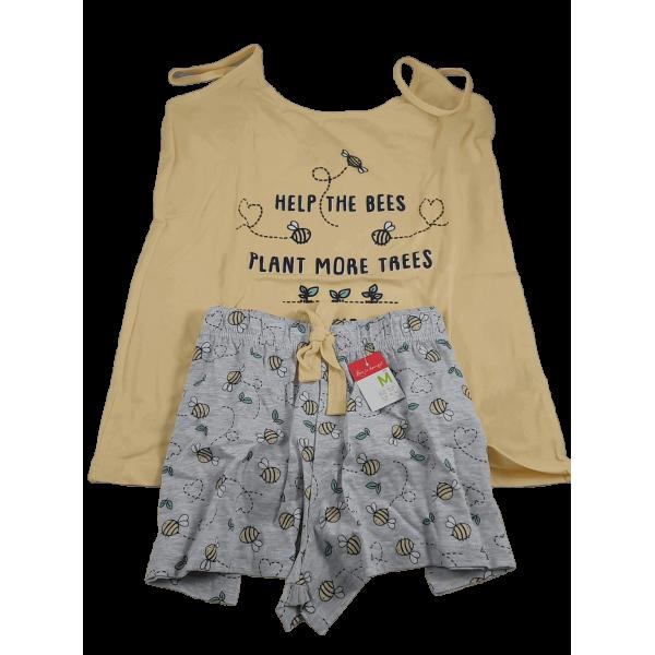 Pijama Abelha
