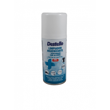 Spray Higienizante com 70% álcool 150 ml