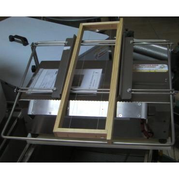 Máquina de desopercular eléctrica com lamina regulável